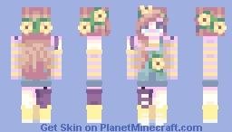 🌻 Sunflowers 🌻 Minecraft Skin