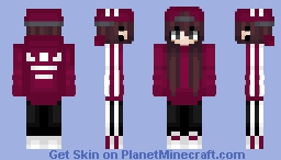 I made ma COUSIN another ~SAVAGE~ skin ._.