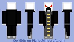 Israphel | Shadow of Israphel Minecraft Skin