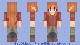 Sometimes it's best to return to your roots Minecraft Skin
