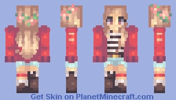 【Random】(1.8) something Minecraft Skin