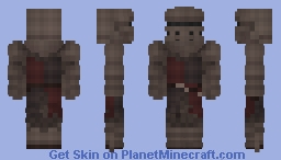 [Norland] 15th Century Normal Trooper Minecraft Skin