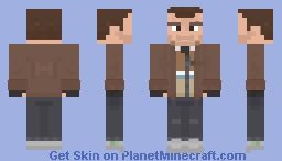 Niko Bellic - GTA IV Minecraft Skin