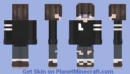 PonyBoy ☯ Minecraft Skin