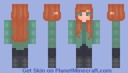 Beverly Crusher ∫∫  Request for Beverly Minecraft Skin