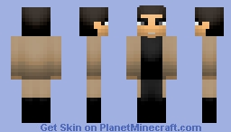 john cena Minecraft Skin