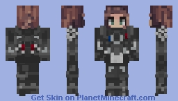Star Wars - Rogue One: Jyn Erso [Download Fixed!] Minecraft Skin