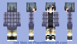 What is this Minecraft Skin