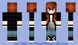 Bambam Inspired Minecraft Skin