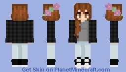 st w/avablxnc Minecraft Skin