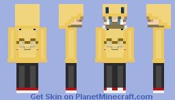 Mad Dummy the Savage.. Minecraft Skin