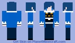 Yasusada Yamatonokami(Updated) Minecraft Skin