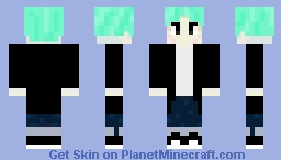 Bts Suga Yoongi Green Hair Minecraft Skin