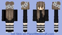 Skin request from preach Minecraft Skin