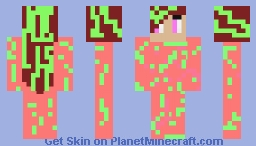Human prototype 3.1 Minecraft Skin