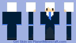 Chibi School Boy | Old Skin #5 Minecraft Skin