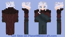 [LotC] Nemir Robes [Nestor] Minecraft Skin