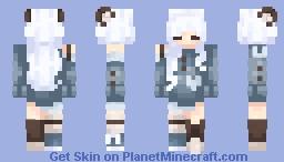 -Dream on- Minecraft Skin