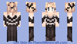 A skin for my friend :33 Minecraft Skin