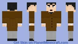 Sherlock Minecraft