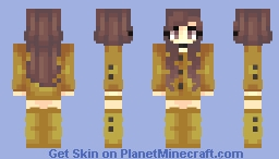 rainy days Minecraft Skin