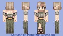 ♬₵ø~Ѻкḯℯ♬ - Whittney Minecraft Skin