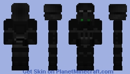 Death Trooper (Rogue One) Minecraft Skin