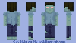 zombie. Minecraft Skin
