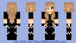 Black Canary | Injustice 2 Minecraft