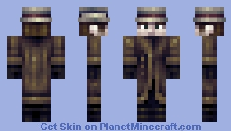Detective Minecraft
