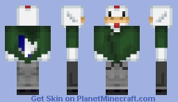 The Moms Awaken Minecraft Skin