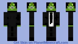 Illuminati Confirmed Minecraft Skin