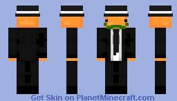 Mr. Karut🥕 Minecraft Skin