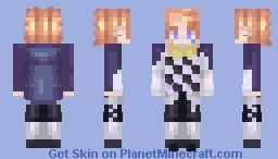 Ros on Planetminecraft com Joker   Black Butler  Skin Request