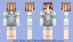 lets be a little creative [ adoptable ] Minecraft Skin