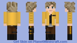 Luke Skywalker (Yavin 4) Minecraft Skin