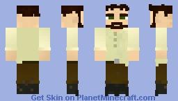 Medieval Farmer/Peasant Minecraft Skin