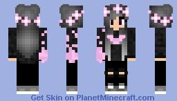 Skin dla bisi Minecraft Skin