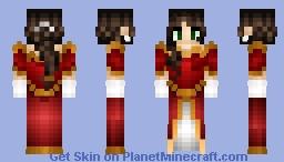 Victoria Valeur - Massivecraft Minecraft Skin