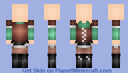 Custom Outfit - Massivecraft Minecraft Skin