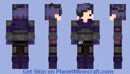 Starbound (Armour/Character) READ DESCRIPTION!! Minecraft Skin