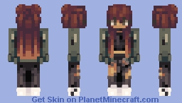 I came, I saw, I reshaded | FIRST POPREEL WOO Minecraft Skin