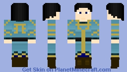 Thaumaturge (Male) - Thaumcraft Series ~Ὠκεαν~ Minecraft Skin