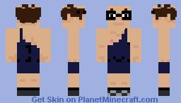 The Trash Man Minecraft Skin