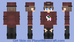 Cute Boy Minecraft Skin