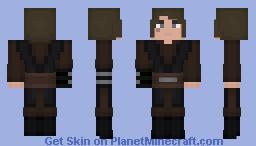 Anakin Skywalker || SW: Episode III Minecraft Skin