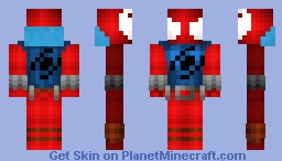 Ben Reilly Minecraft