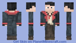 Dante | Devil May Cry (Request) Minecraft Skin