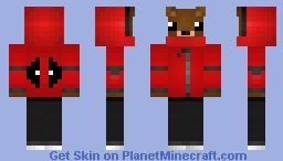 TheFazPool (Random Skin For Random Member) Minecraft Skin