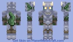Scaly | 1.8 | Literal Dragon Knight Minecraft Skin